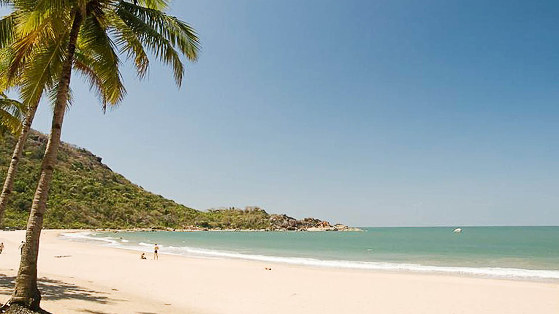 Agonda Beach in Goa. Photo credits: www.tripbucket.com