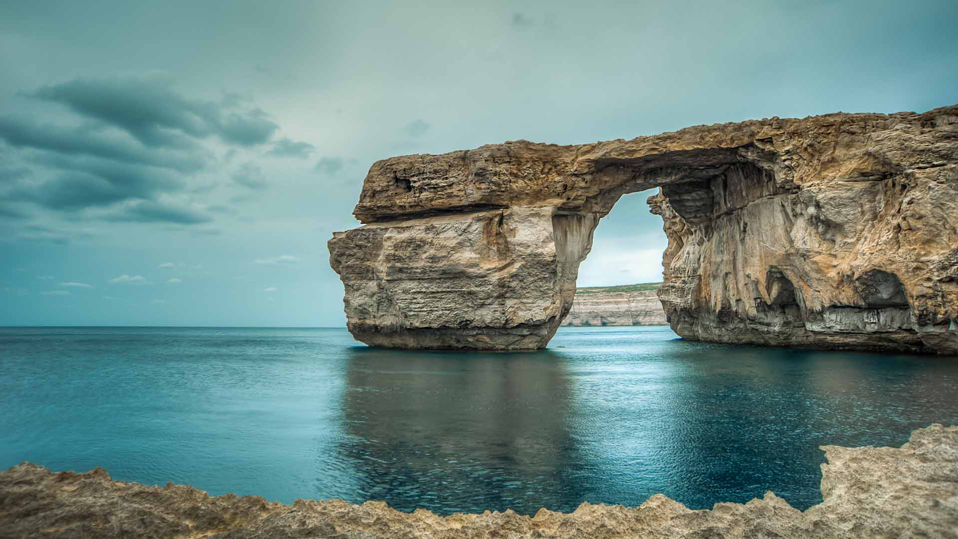 Azure Window in Malta. Photo credits: www.lifeasahuman.com