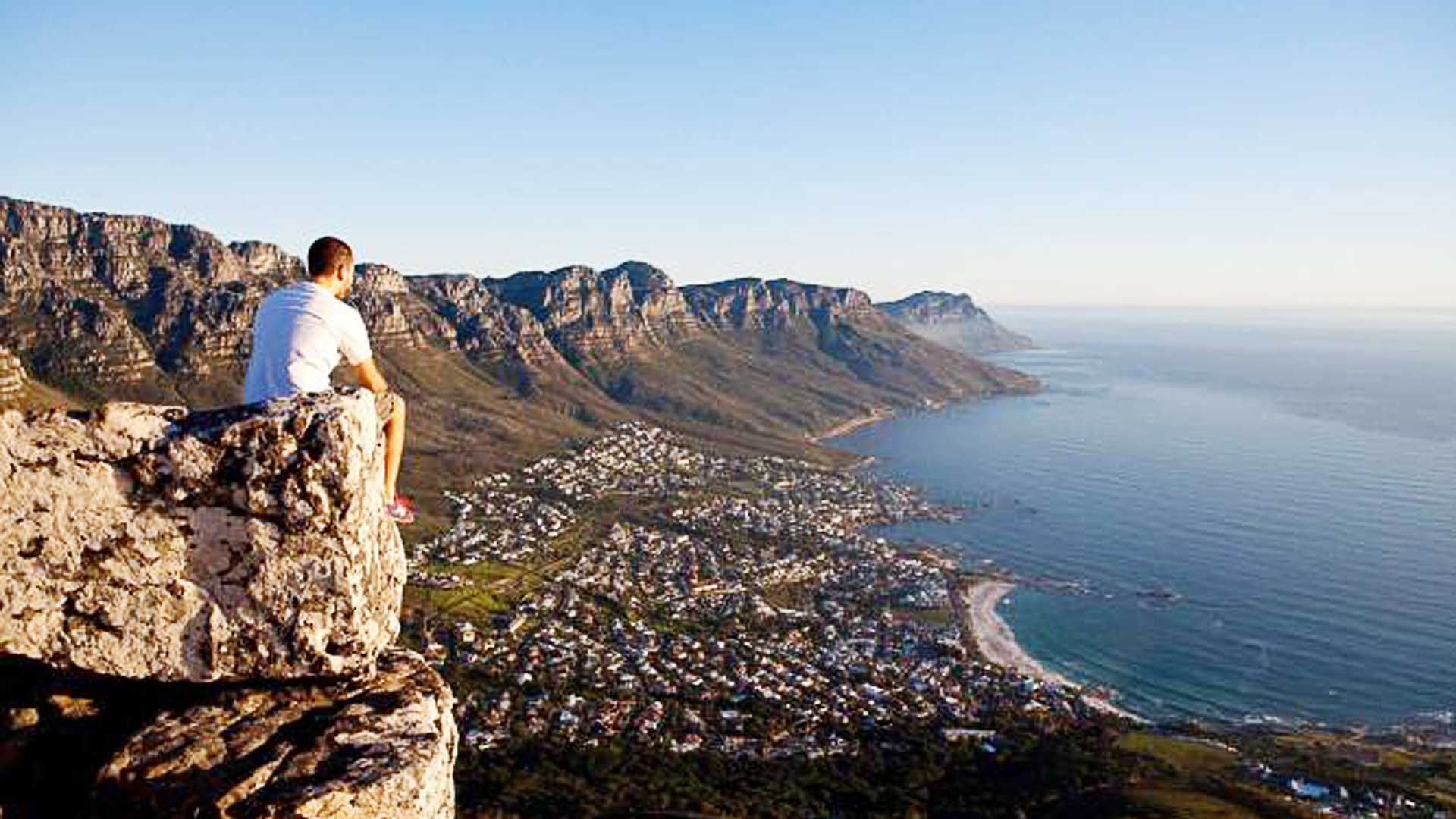 Camps Bay in South Africa. Photo credits: www.culturetrip.com