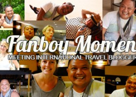 Fanboy Blogger Meets Star Travel Bloggers