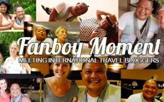 Fanboy Blogger Meets Star Travel Bloggers