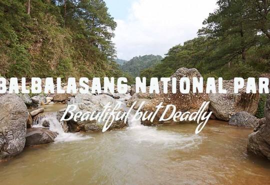 Balbalasang National Park | Surviving a Deadly Wanderlust