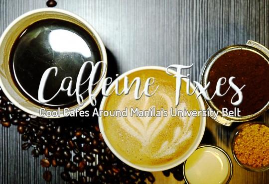 Cool Cafes in Manila | Cafe UK
