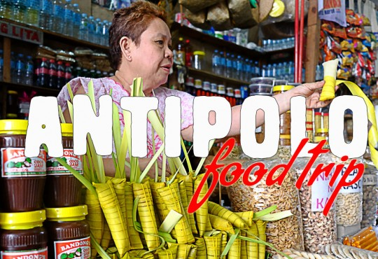 Antipolo Food Trip | Come Hungry!