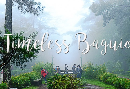 Baguio | Still Charming, Time After Time