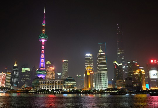 Shanghai, China | Tales from Two Sides of the River
