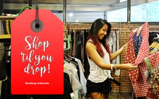 Bandung Shopping | Confessions of an Ex-Shopaholic