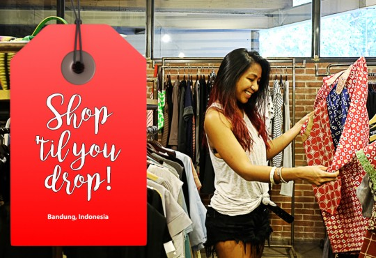 Bandung Shopping | Confessions of an Ex-Shopaholic