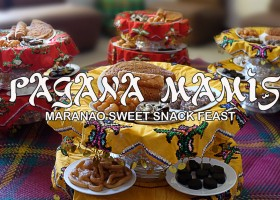 Maranao Snacks | Pagana Mamis, The Sweet Feast