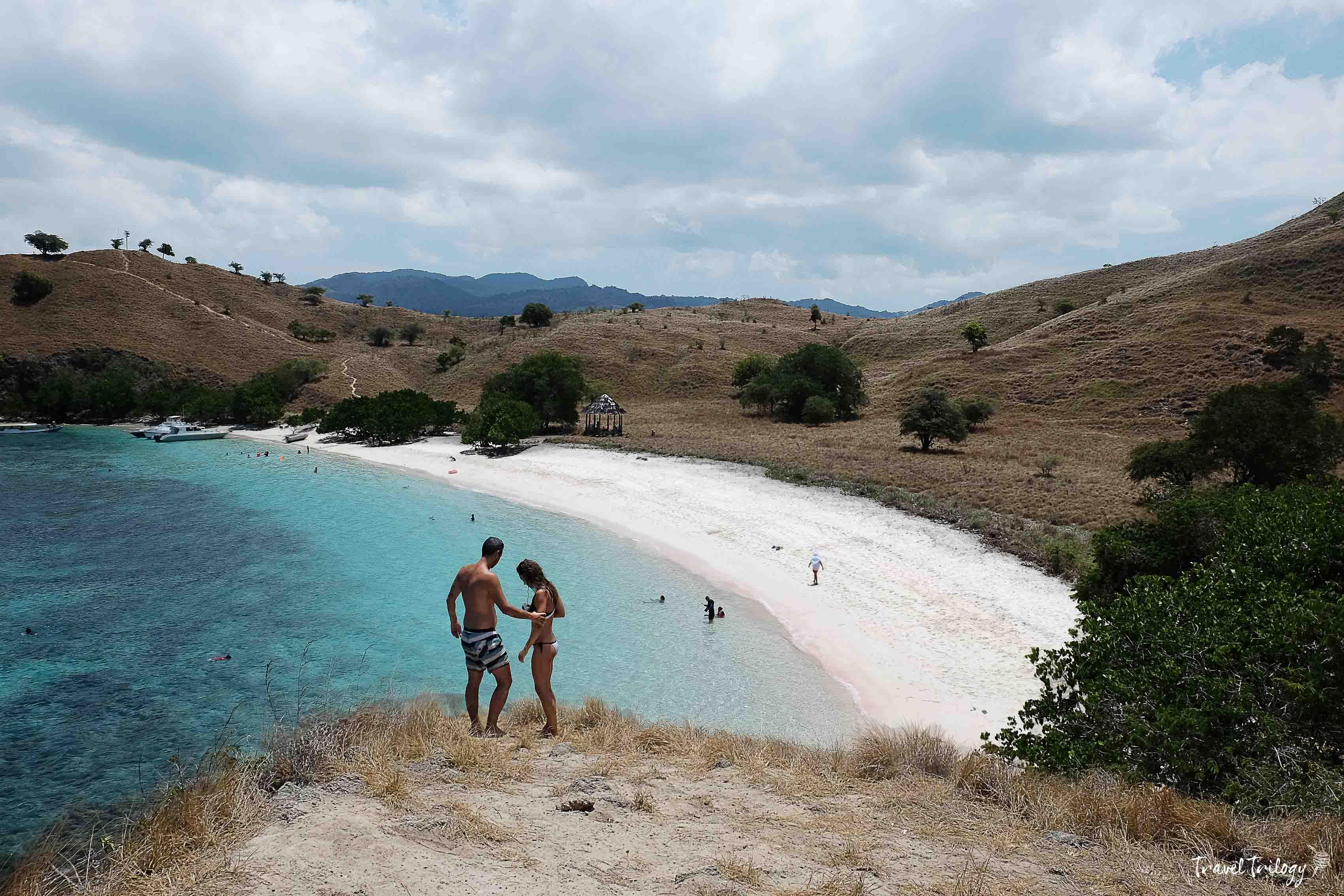 best beach in indonesia