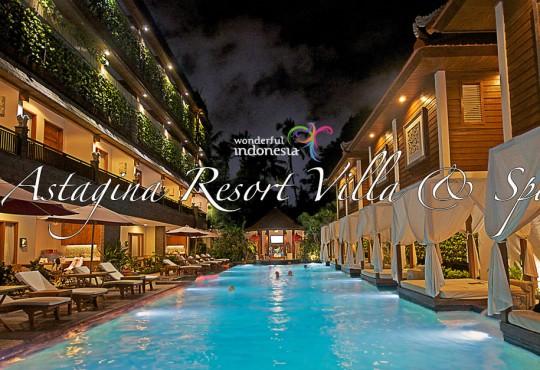 Astagina Resort Villa and Spa | Romancing Bali