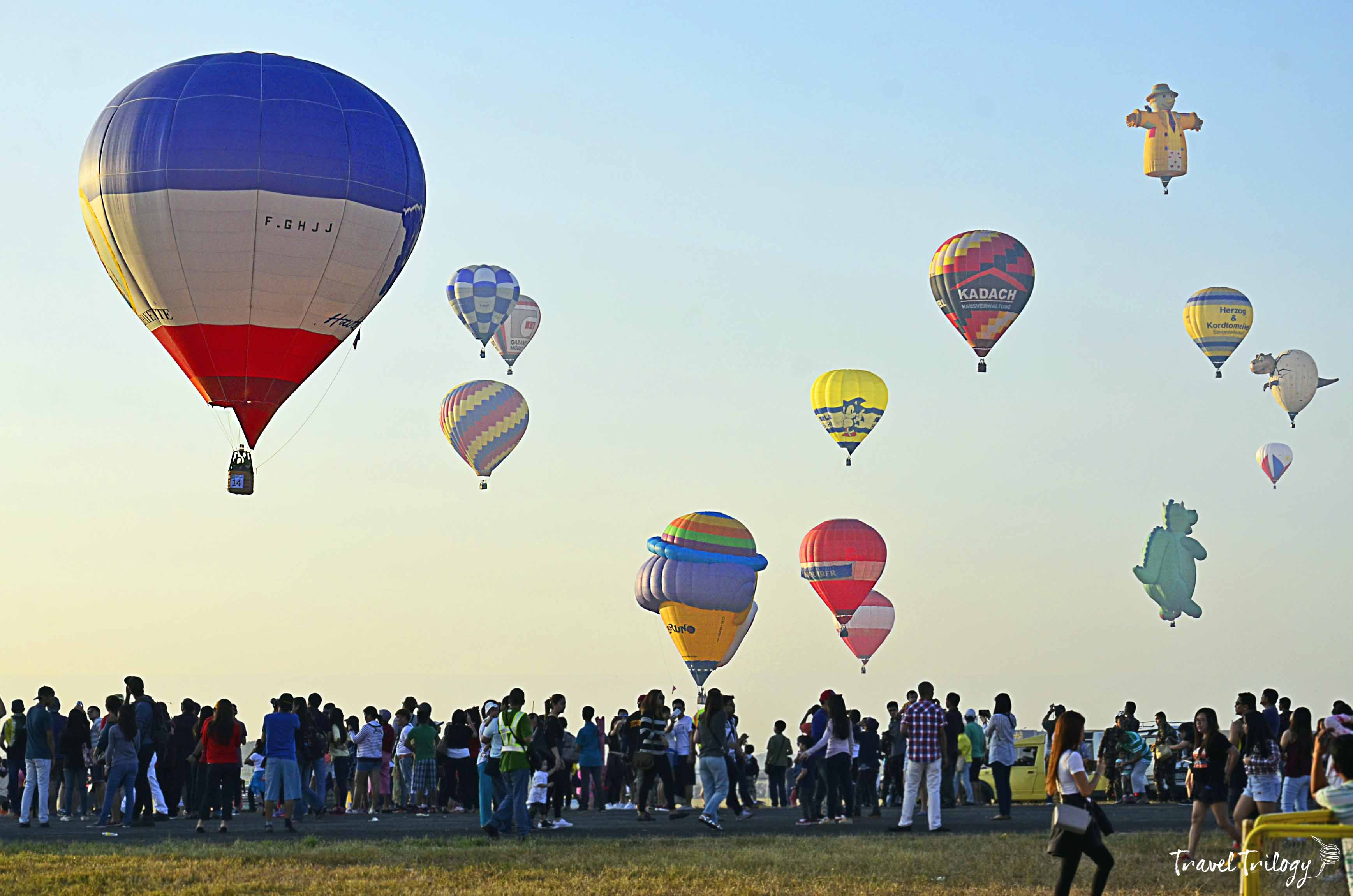 philippine hot air balloon fiesta