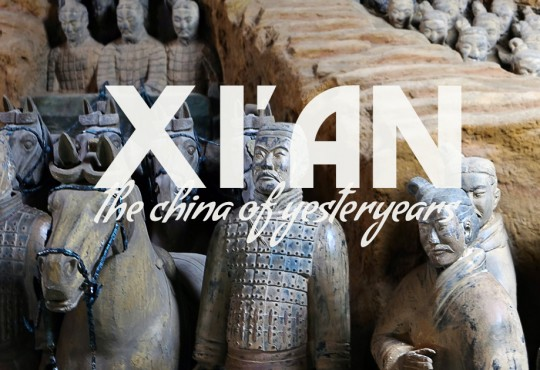 Xian, China | Terracotta Army and More