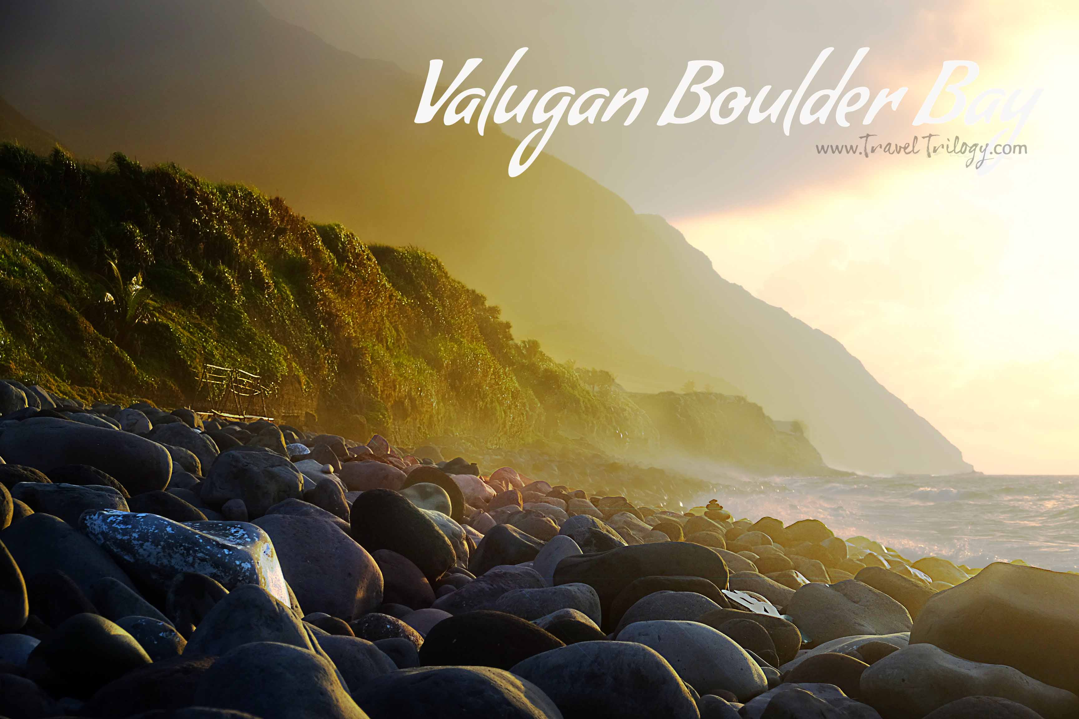 batanes valugan boulder bay