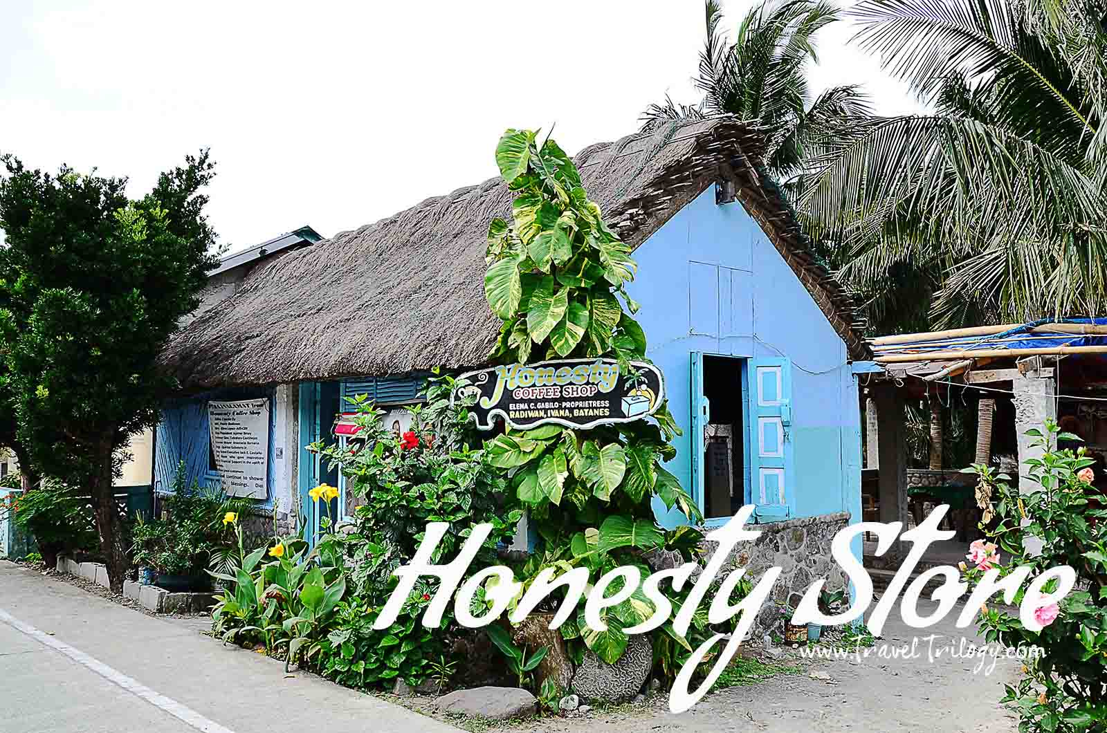 honesty store