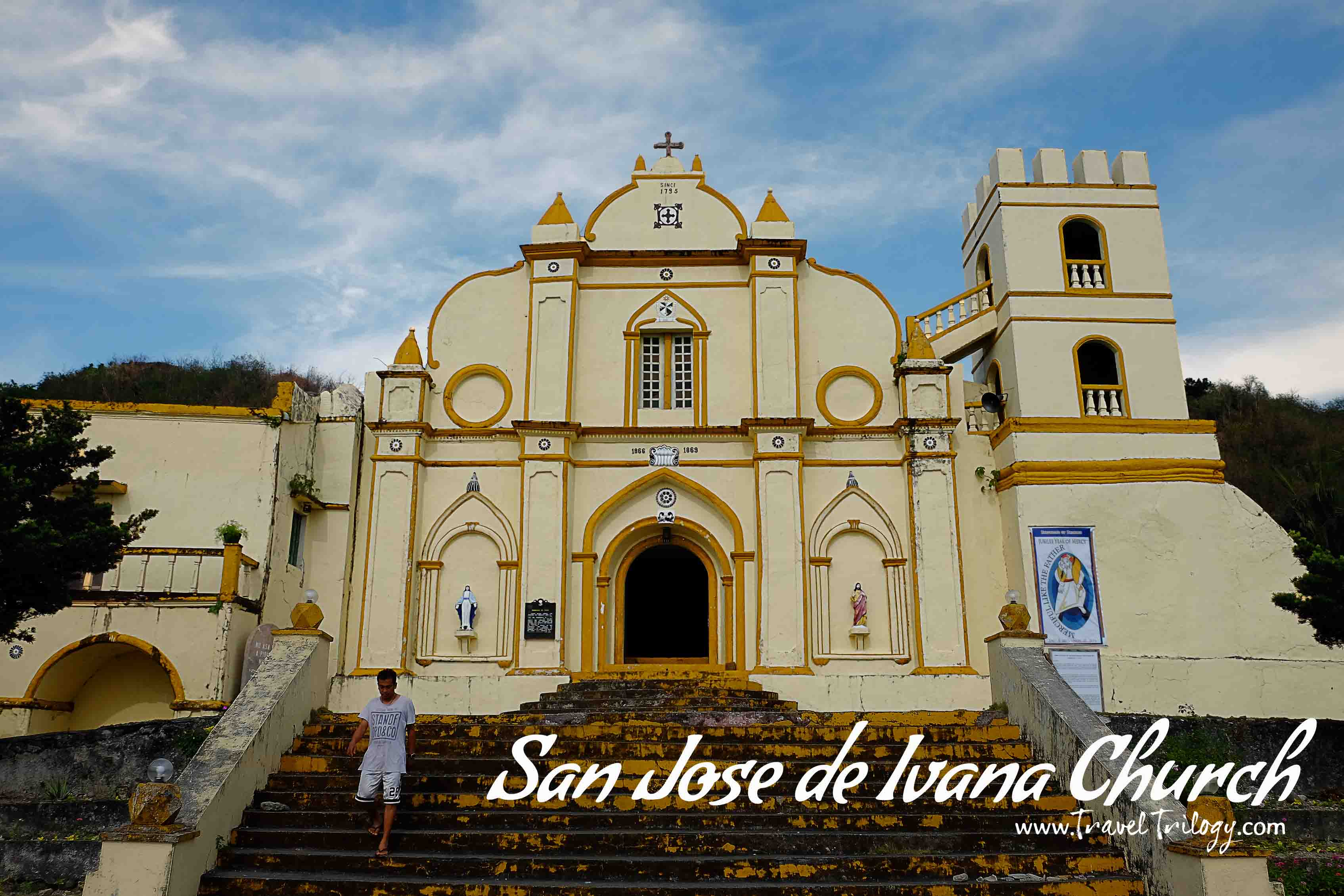 batanes ivana church