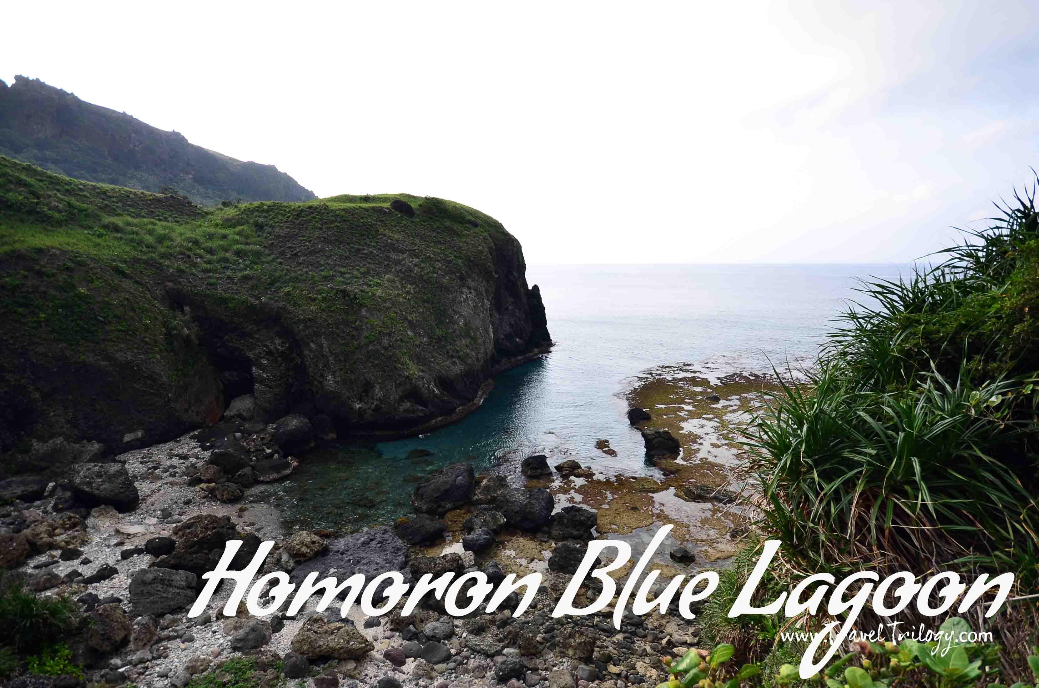 batanes blue lagoon