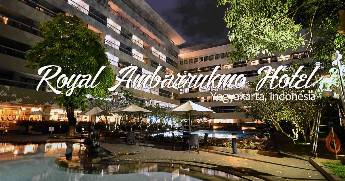 royal ambarrukmo hotel