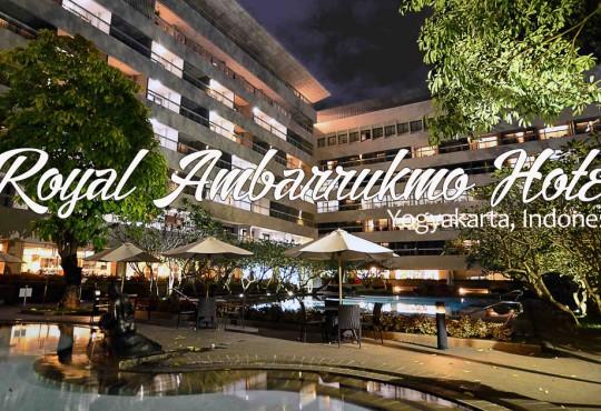 Royal Ambarrukmo Hotel | A Luxury Heritage Hotel