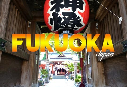 Fukuoka | A Trip for Hakata Ramen and More