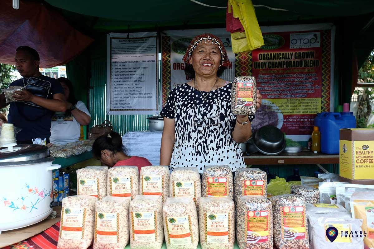 kalinga rice