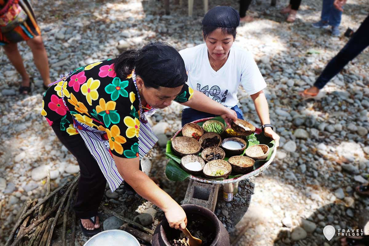 Kalinga traditional food