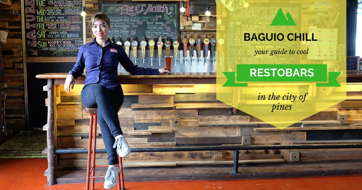 restobars in baguio city