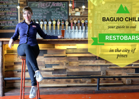 Cool Restobars in Baguio City | Part 1