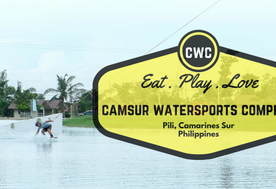 CamSur Watersports Complex | Eat, Play, Love Weekend
