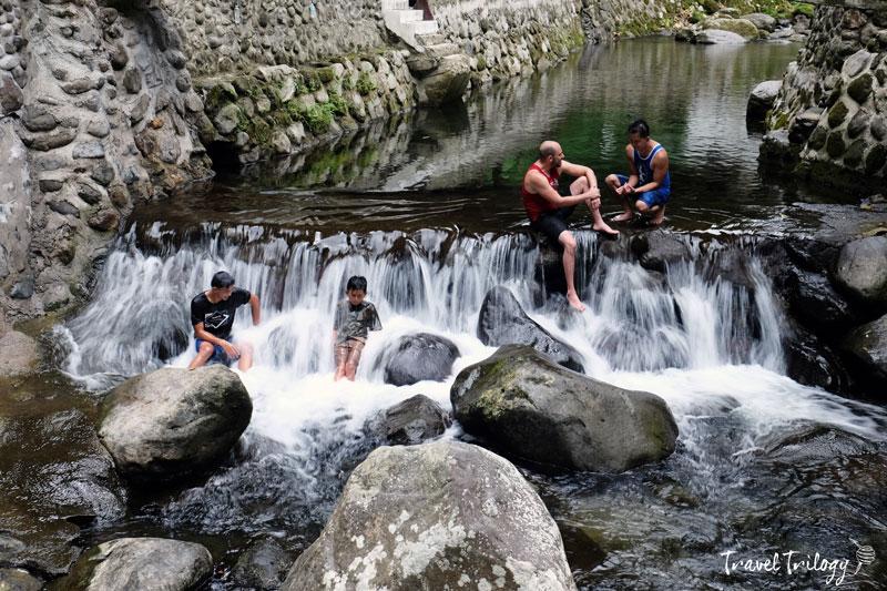 panicuason hot spring
