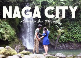 Naga City | Exploring Naga with Camsur Viaje & Tours