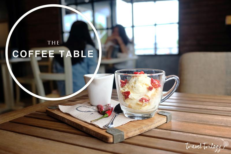 the coffee table naga