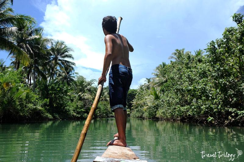 calbayog bolongto river