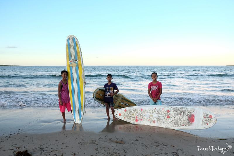 surfing in gubat sorsogon