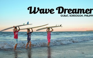 Surfing in Gubat, Sorsogon | Riding Waves & Chasing Dreams