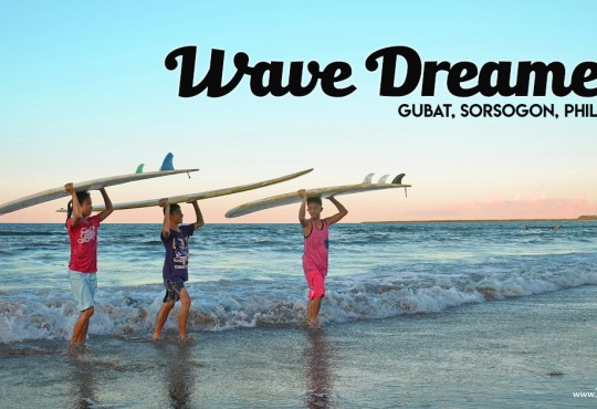 Surfing in Gubat, Sorsogon | Riding Waves & Chasing Dreams