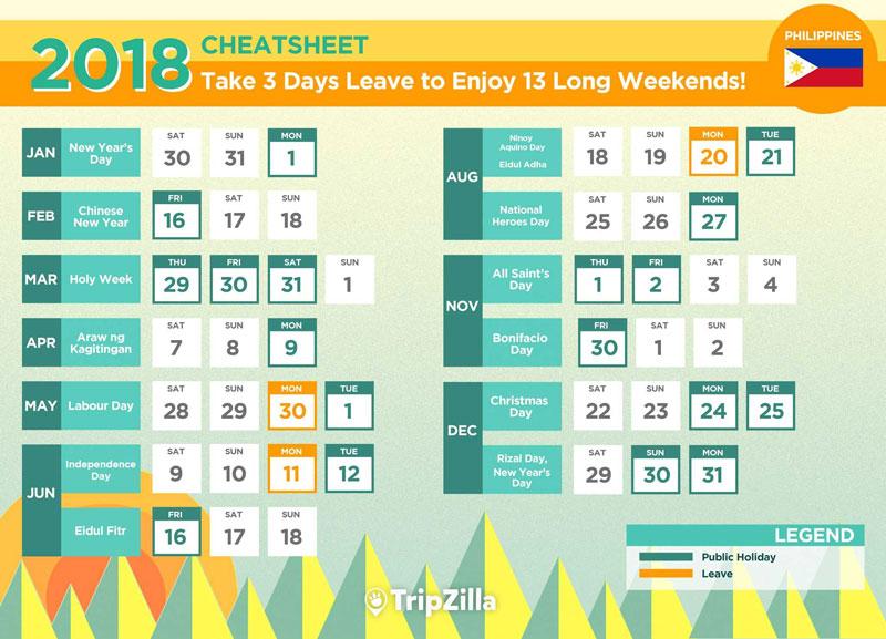 tripzilla 2018 holidays