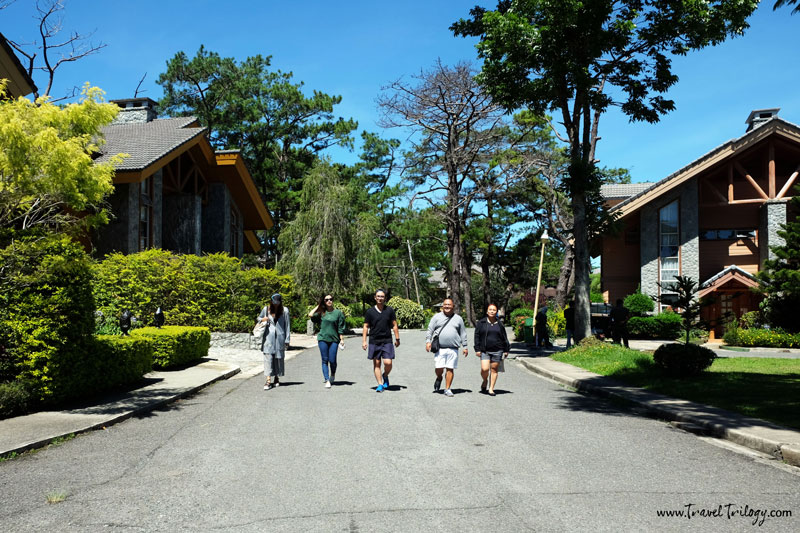 forest cabins camp john hay