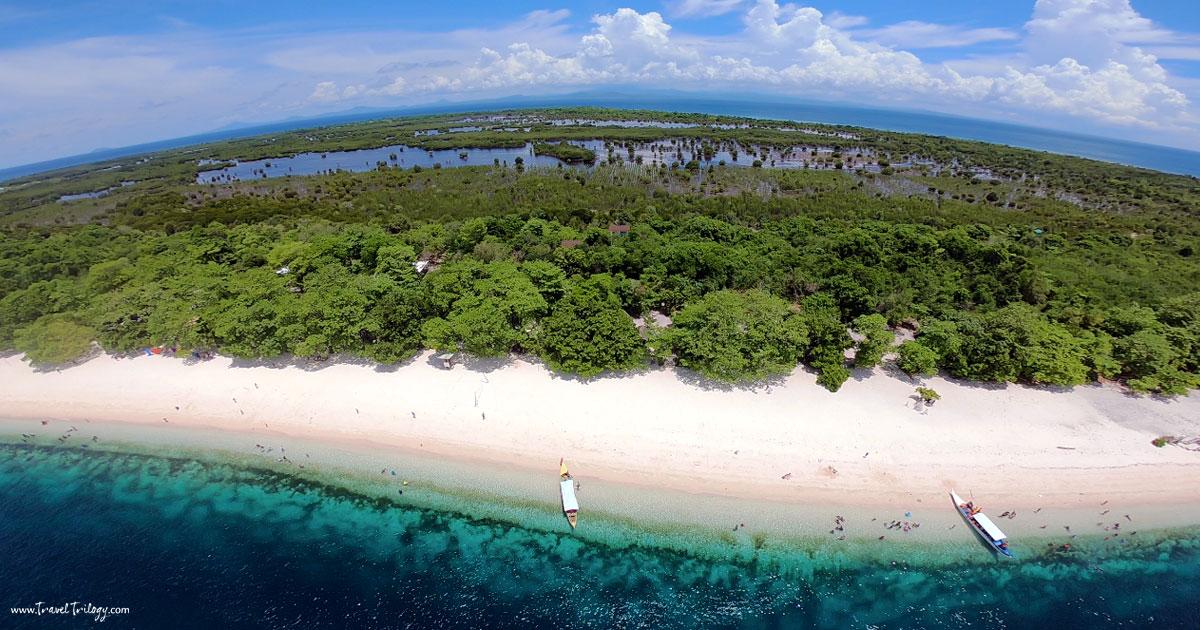 Santa Cruz Island | Zamboanga Pink Beach - Travel Trilogy