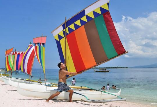 Santa Cruz Island   Zamboanga Pink Beach