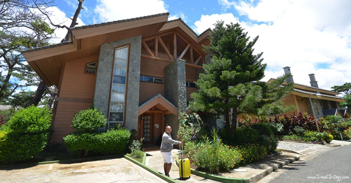 vacation home rentals in baguio