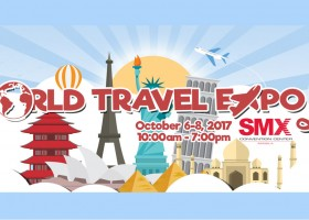 World Travel Expo 2017 | Rev-up Your Next Travel Destination