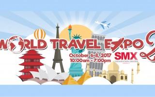 World Travel Expo 2017 | Rev-up Your Next Travel Destination