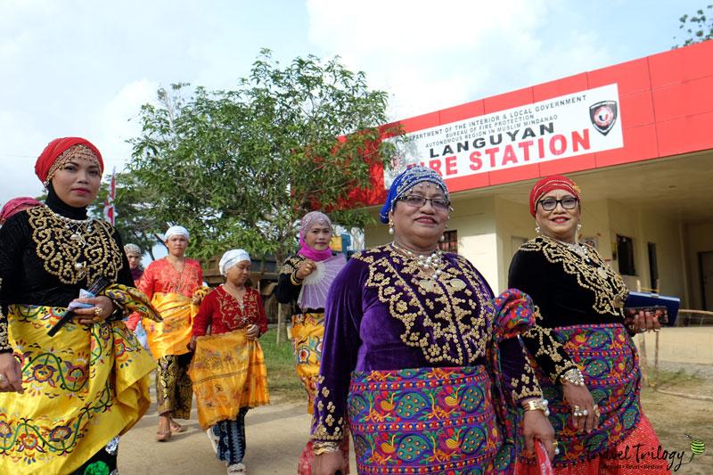 tausug women