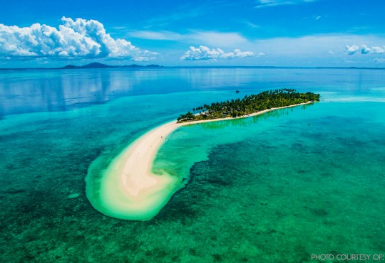 Panampangan Island | Philippines' Longest Sandbar