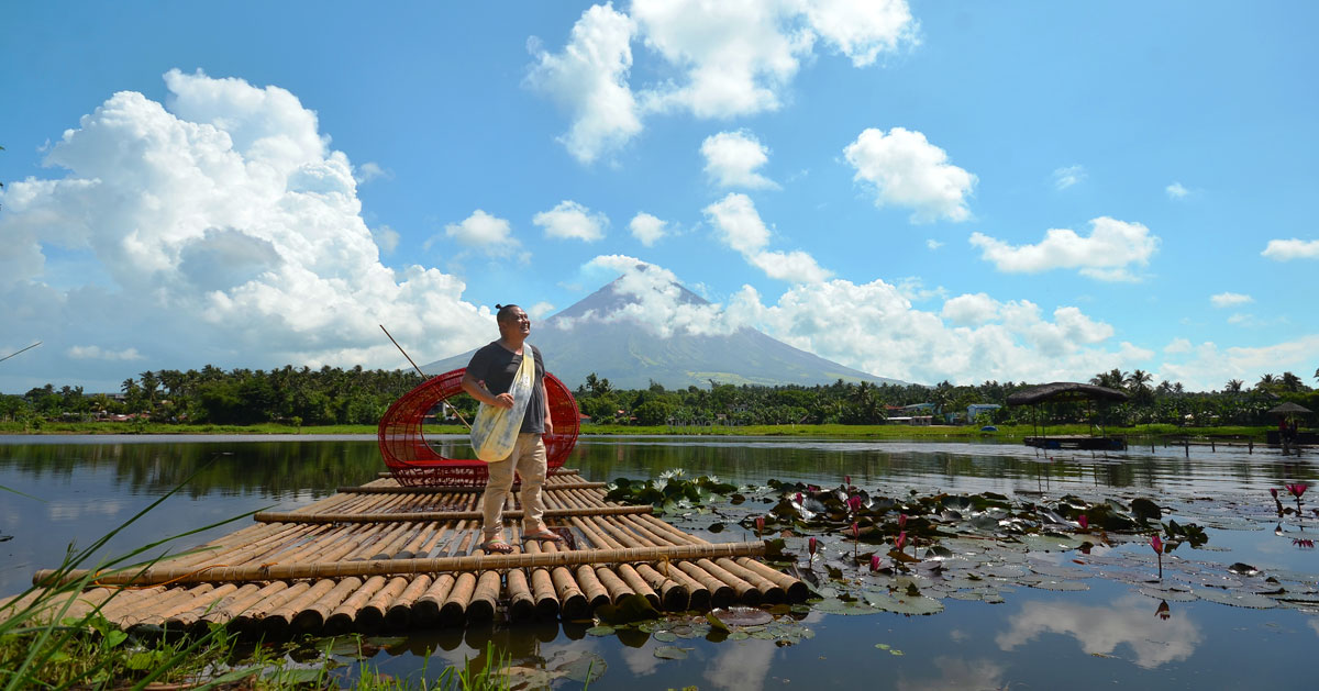 Camalig, Albay | The Other Pretty Side of Mayon Volcano