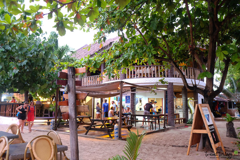 hippocampus beach resort