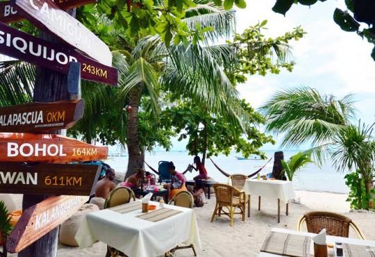 Hippocampus Beach Resort | Malapascua Island