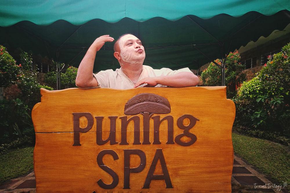 puning sand spa