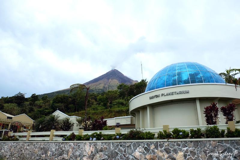 mayon planetarium